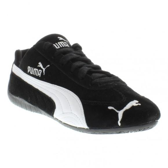 Puma Women s Suede Speed Cat Athletic Driving Shoe.  M 5a864cd8077b97359de3dc94 39c7c1b2902a
